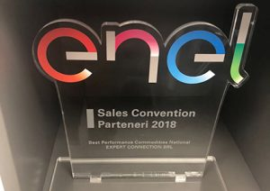 expert ENEL sales convention commodities 2018 2