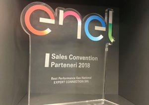 expert ENEL sales convention gas 2018 2